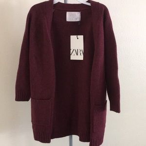 New Zara long cardigan